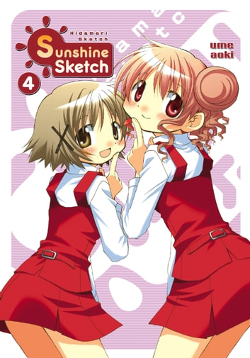 Sunshine Sketch, Vol. 4 ebook by Ume Aoki