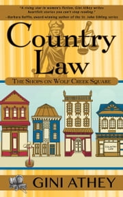 Country Law ebook by Gini Athey