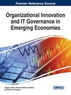 Organizational Innovation and IT Governance in Emerging Economies ebook by Jingyuan Zhao, Patricia Ordóñez de Pablos, Robert D. Tennyson