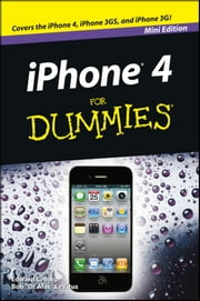 iPhone 4 For Dummies®, Mini Edition ebook by Kobo.Web.Store.Products.Fields.ContributorFieldViewModel