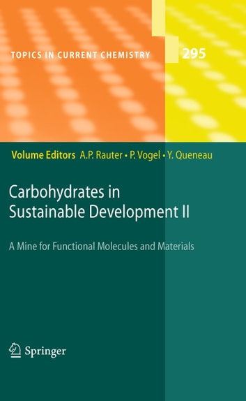 Carbohydrates in Sustainable Development II ebook by