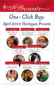 One-Click Buy: April 2010 Harlequin Presents - Bride, Bought and Paid For\Wedlocked: Banished Sheikh, Untouched Queen\The Brazilian Millionaire's Love-Child\Untamed Italian, Blackmailed Innocent\The Blackmail Baby ebook by Helen Bianchin,Carol Marinelli,Anne Mather,Melanie Milburne,Kate Hewitt,Jacqueline Baird