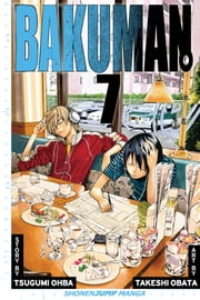 Bakuman。, Vol. 7 - Gag and Serious ebook by Tsugumi Ohba