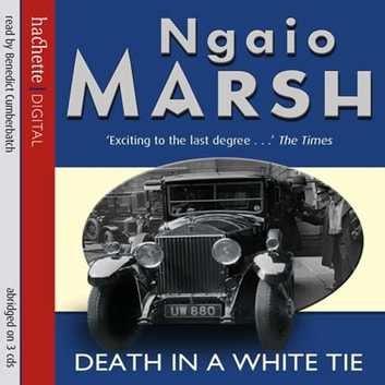 Death In A White Tie audiobook by Ngaio Marsh