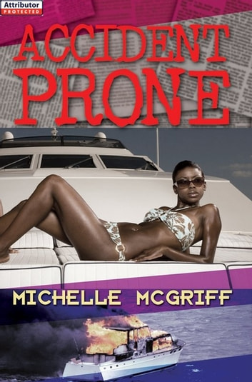Accident Prone ebook by Michelle McGriff
