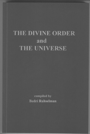 The Divine Order and The Universe ebook by Dr.Bedri Ruhselman