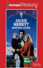 Montana Lovers ebook by Jackie Merritt