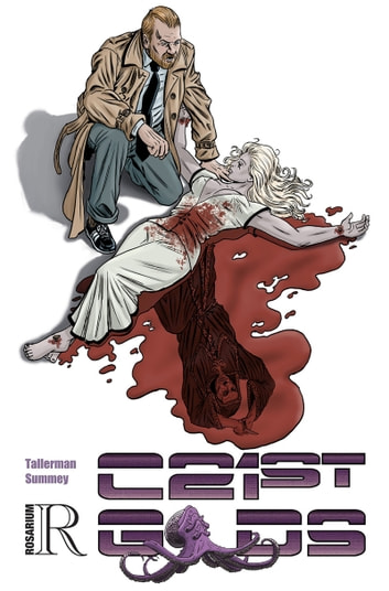 C21st Gods #1 ebook by David Tallerman