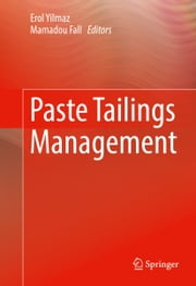 Paste Tailings Management ebook by