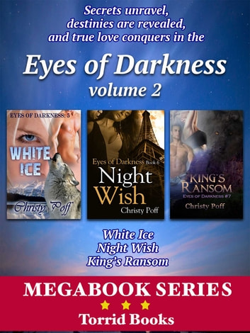 Eyes Of Darkness Megabook Volume 2 ebook by Christy Poff