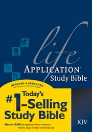 Life Application Study Bible KJV ebook by Tyndale