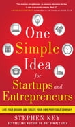 One Simple Idea for Startups and Entrepreneurs: Live Your Dreams and Create Your Own Profitable Company