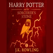 Harry Potter and the Sorcerer's Stone audiobook by J.K. Rowling