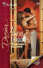 A Single Demand ebook by Margaret Allison