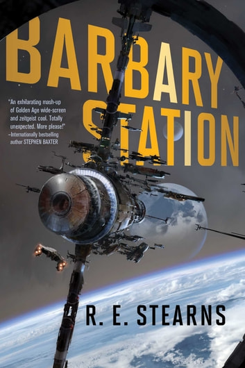 Barbary Station ebook by R. E. Stearns
