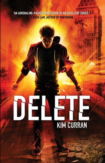 Delete ebook by Kim Curran