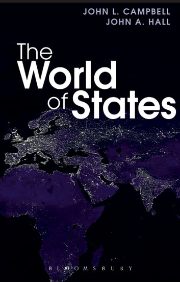 The World of States ebook by John L. Campbell,John A. Hall