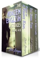 The Adrien English Mysteries 2 - Books 4 - 6 ebook by Josh Lanyon