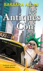Antiques Con ebook by Barbara Allan