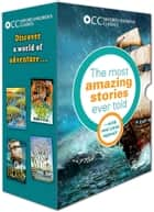 Oxford Children's Classics: World of Adventure Bundle ebook by Robert Louis Stevenson