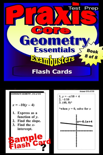 Mcgraw study guide geometry ebook array praxis core test prep geometry review exambusters flash cards rh fandeluxe Image collections