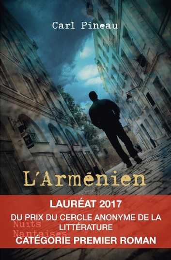 L'Arménien ebook by Carl Pineau