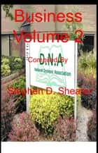 Business Volume 2 ebook by Stephen Shearer