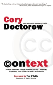 Context ebook by Cory Doctorow,Tim O'Reilly