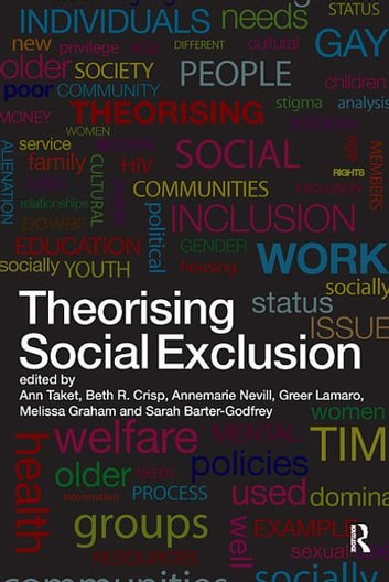 Theorising Social Exclusion ebook by
