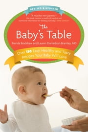 The Baby's Table ebook by Brenda Bradshaw,Lauren Bramley