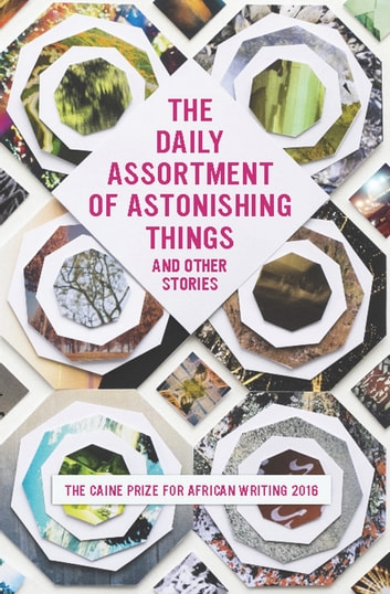 The Caine Prize for African Writing 2016 - The Daily Assortment of Astonishing Things and Other Stories ebook by The Caine Prize for African Writing