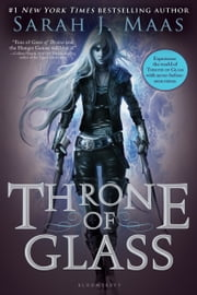 Throne of Glass ebook by Ms Sarah J. Maas