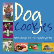 Dog Cookies - Healthy allergen-free treat recipes for your dog ebook by Martina Schops