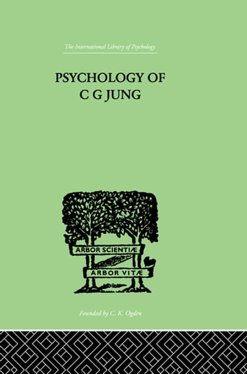 Psychology of C G Jung ebook by Jacobi, Jolande