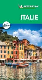 Guide Vert Italie Michelin ebook by