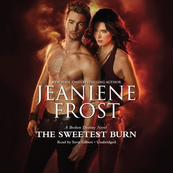 The Sweetest Burn audiobook by Jeaniene Frost