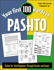 Your First 100 Words in Pashto ebook by Jane Wightwick