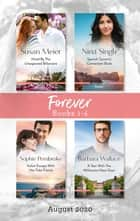 Forever Box Set 1-4 Aug 2020/Hired by the Unexpected Billionaire/Spanish Tycoon's Convenient Bride/Italian Escape with Her F ebook by Susan Meier, Barbara Wallace, Sophie Pembroke,...