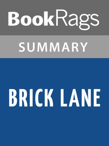 Brick Lane by Monica Ali l Summary & Study Guide ebook by BookRags