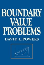 Boundary Value Problems ebook by Powers, David L.