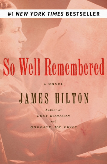 So well remembered ebook by james hilton 9781453240434 rakuten so well remembered a novel ebook by james hilton fandeluxe Epub