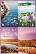 The Bluebell Inn Romance Novels - Lake Season, Carolina Breeze, Autumn Skies ebook by Denise Hunter