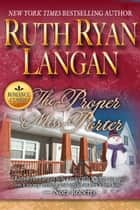 The Proper Miss Porter ebook by Ruth Ryan Langan
