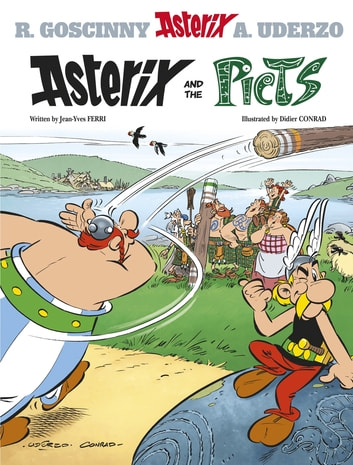 Asterix and the Picts - Album 35 ebook by Jean-Yves Ferri