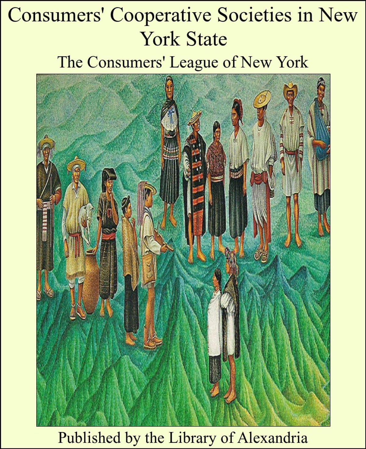 Consumers Cooperative Societies in New York State