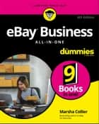 eBay Business All-in-One For Dummies ebook by Marsha Collier