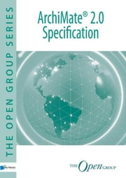 ArchiMate 2.0 specification ebook by The Open group