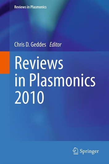 Reviews in Plasmonics 2010 ebook by