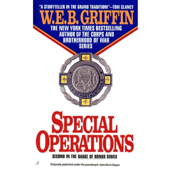 Special Operations audiobook by W.E.B. Griffin