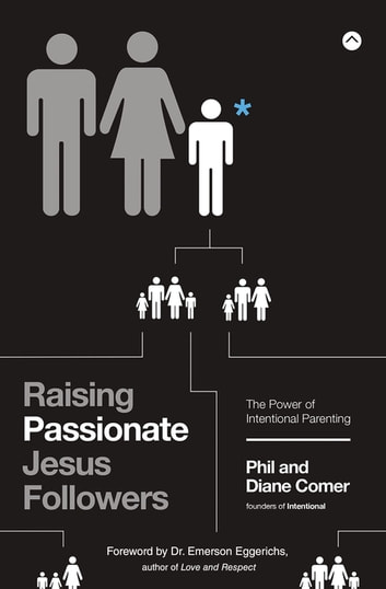 Raising Passionate Jesus Followers - The Power of Intentional Parenting ebook by Phil Comer,Diane Comer